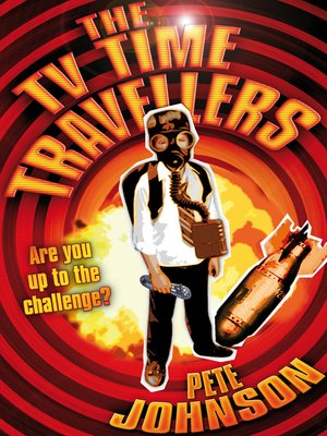 cover image of The TV Time Travellers