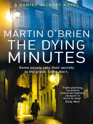 cover image of The Dying Minutes