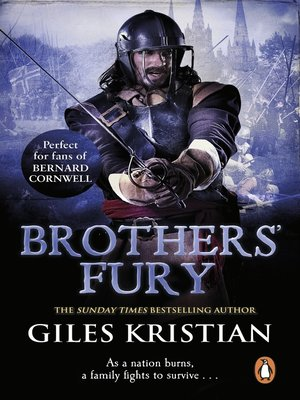 cover image of Brothers' Fury