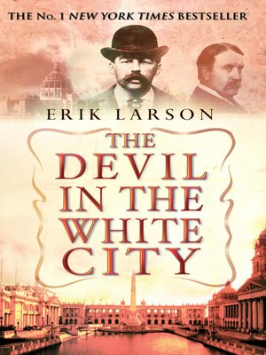 cover image of The Devil In the White City