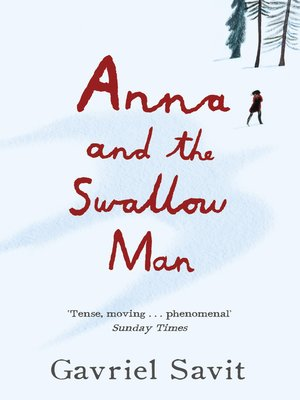 cover image of Anna and the Swallow Man