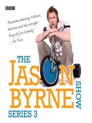 cover image of The Jason Byrne Show, Series 3, Episode 3