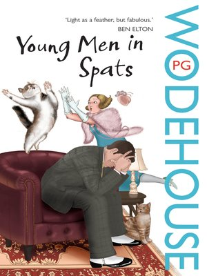 cover image of Young Men in Spats