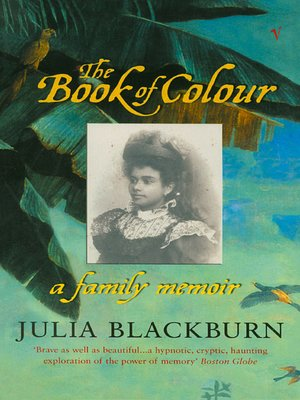 cover image of The Book of Colour
