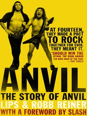 cover image of Anvil