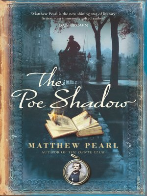 cover image of The Poe Shadow