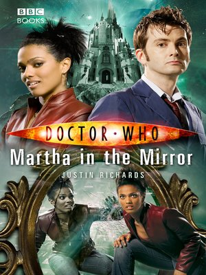 cover image of Martha in the Mirror