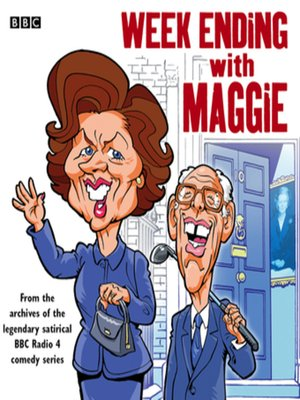cover image of Week Ending With Maggie