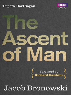 cover image of The Ascent of Man