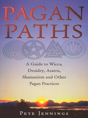 cover image of Pagan Paths
