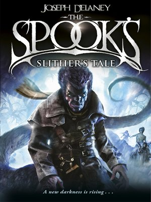 cover image of Spook's: Slither's Tale