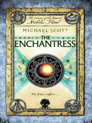 cover image of The Enchantress