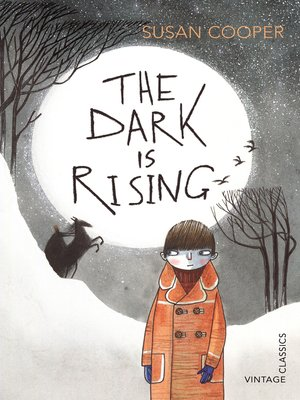 cover image of The Dark Is Rising
