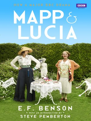 cover image of Mapp and Lucia Omnibus