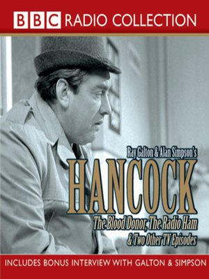 cover image of Hancock