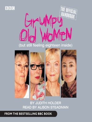 cover image of Grumpy Old Women