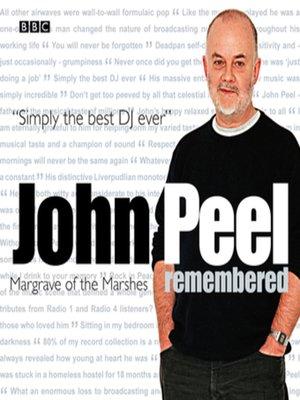 cover image of John Peel Remembered