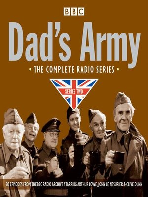 cover image of Dad's Army, Complete Radio Series 2