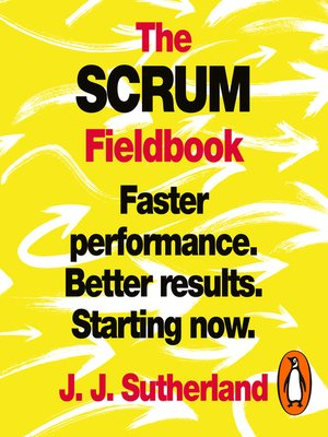 cover image of The Scrum Fieldbook