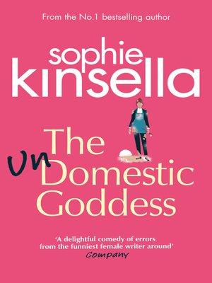 cover image of The Undomestic Goddess