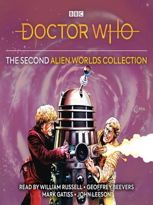 cover image of The Second Alien Worlds Collection