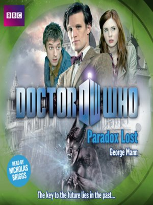cover image of Doctor Who--Paradox Lost