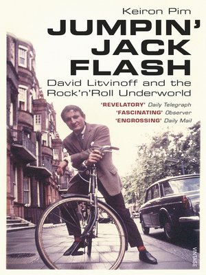 cover image of Jumpin' Jack Flash