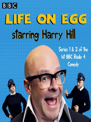 cover image of Life on Egg Starring Harry Hill