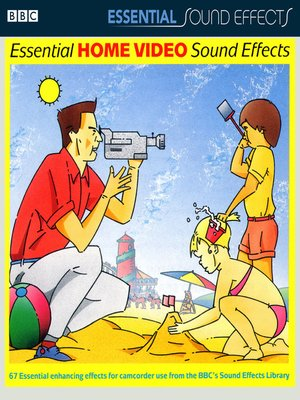 cover image of Essential Home Video Sound Effects