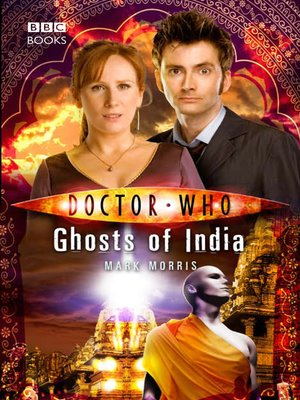 cover image of Ghosts of India