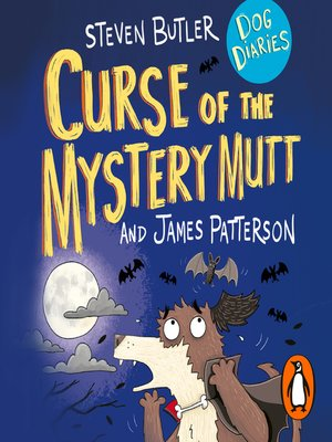 cover image of Curse of the Mystery Mutt