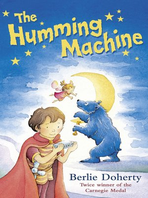 cover image of The Humming Machine