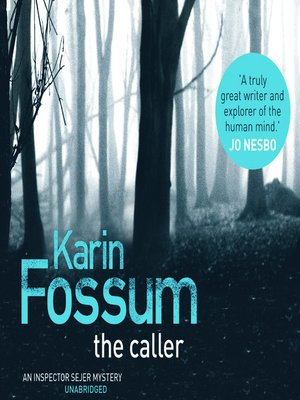 cover image of The Caller