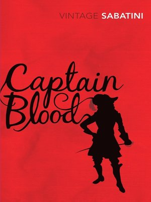 cover image of Captain Blood