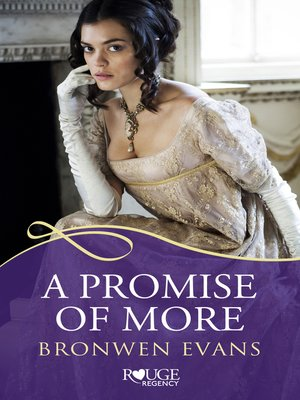 cover image of A Promise of More