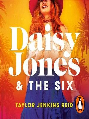 cover image of Daisy Jones and the Six