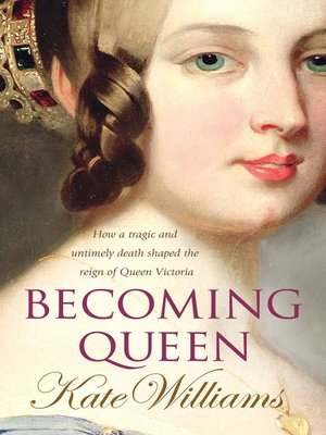 cover image of Becoming Queen