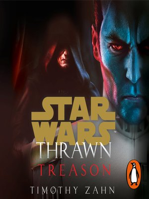 cover image of Thrawn--Treason