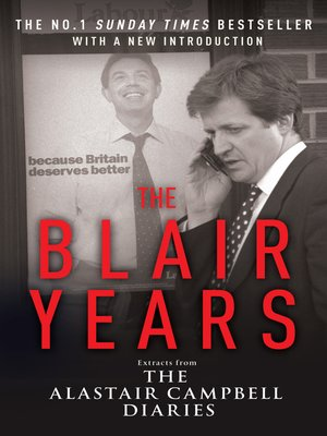 cover image of The Blair Years