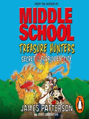 cover image of Treasure Hunters--Secret of the Forbidden City