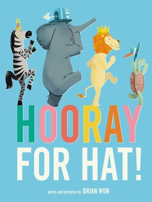 cover image of Hooray for Hat!