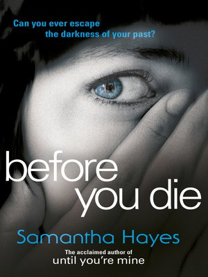 cover image of Before You Die