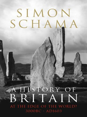 cover image of A History of Britain, Volume 1