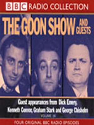 cover image of The Goon Show and Guests