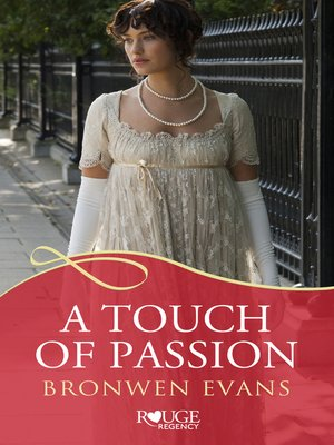 cover image of A Touch of Passion