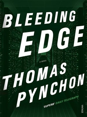 cover image of Bleeding Edge