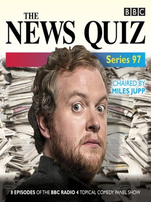 cover image of The News Quiz, Series 97