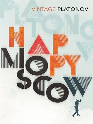 cover image of Happy Moscow