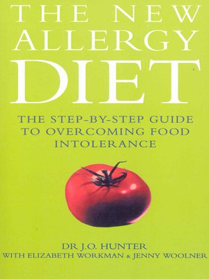 cover image of The New Allergy Diet