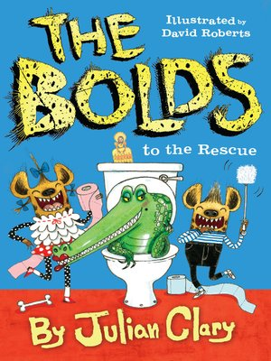 cover image of The Bolds to the Rescue